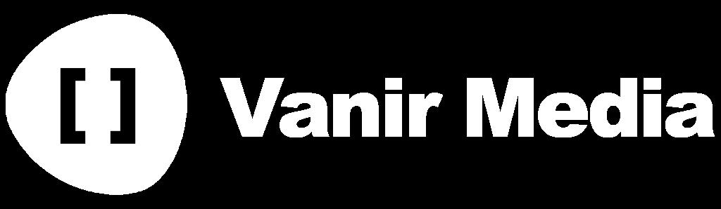 Vanir Media logotyp.